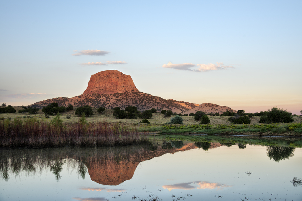 Cabezon Peak Morning