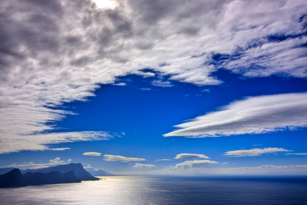 Cape Point Scenery