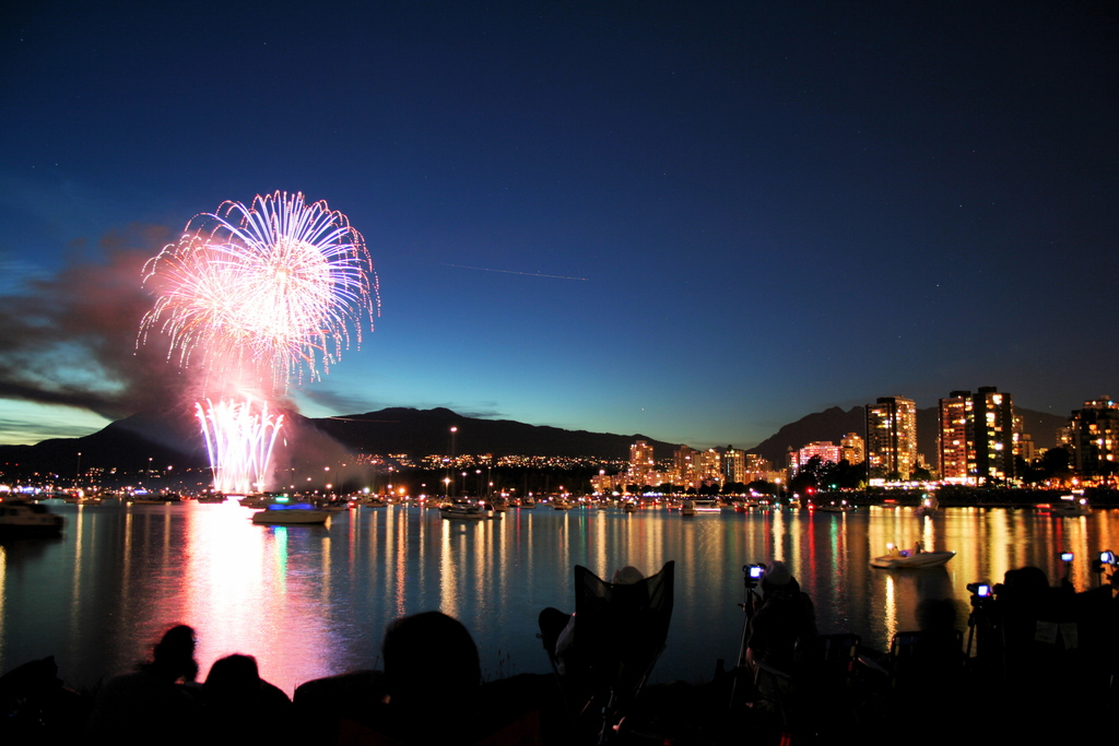 Celebration of light 2007