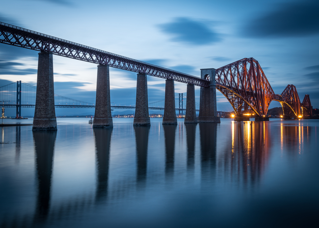 Forth Bridge Blues