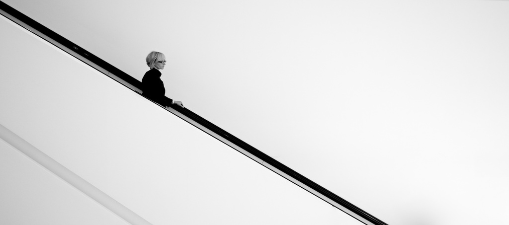 Minimal escalator