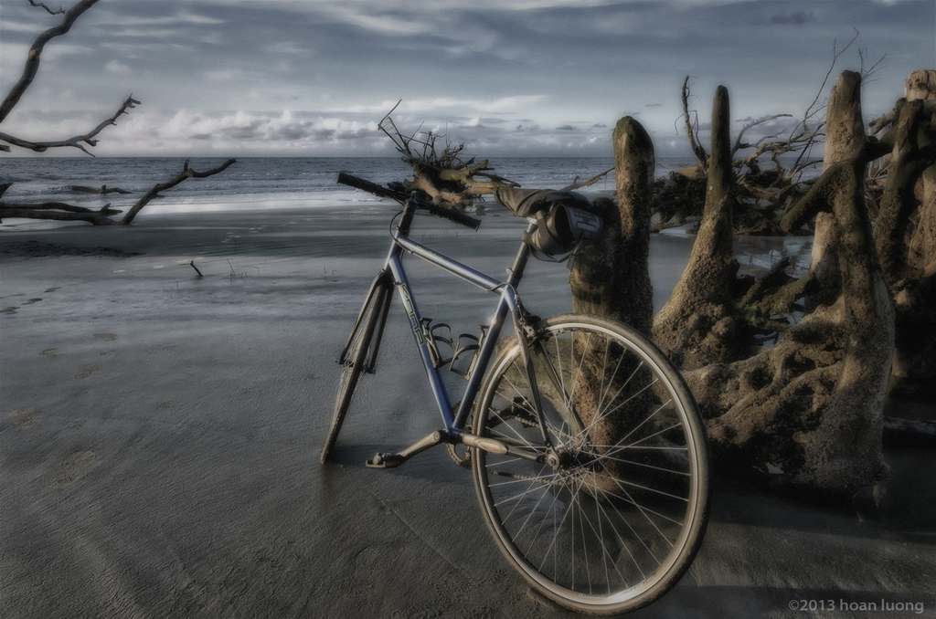My beach bike